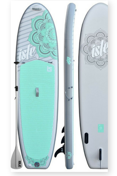 Isle Yoga Sup Front and Side View