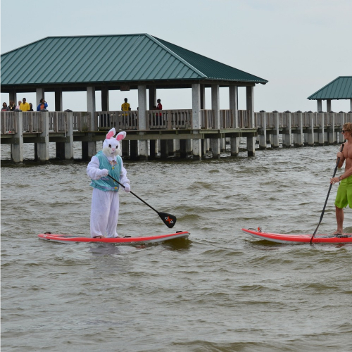 Inflatable paddle boards can be enjoyed by everybody
